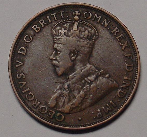 Australian Pre-decimal Coins & Banknotes